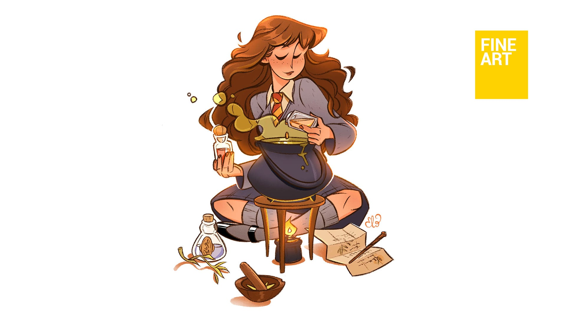 Hermione's House Blend
