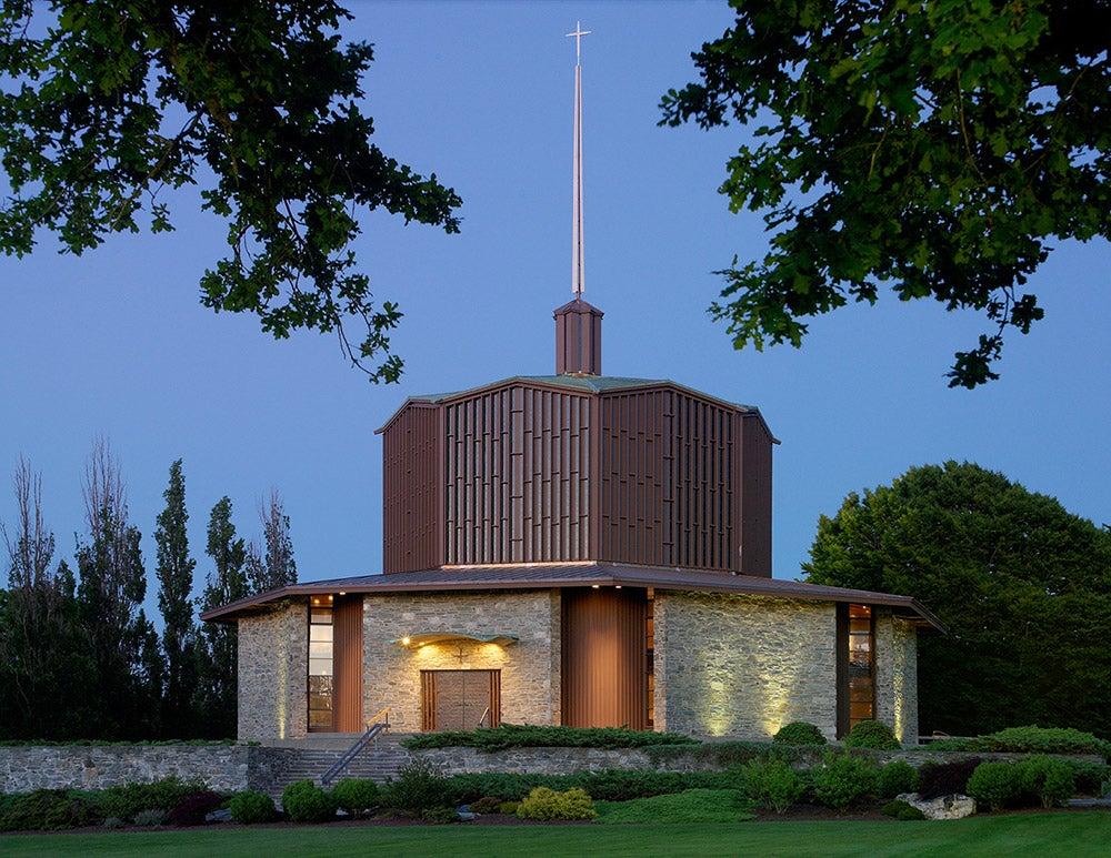 St Gregory Church Rhode Island