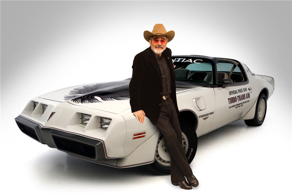 Burt Reynolds, The Man Who Made Trans-Ams Cool, Is Dead At