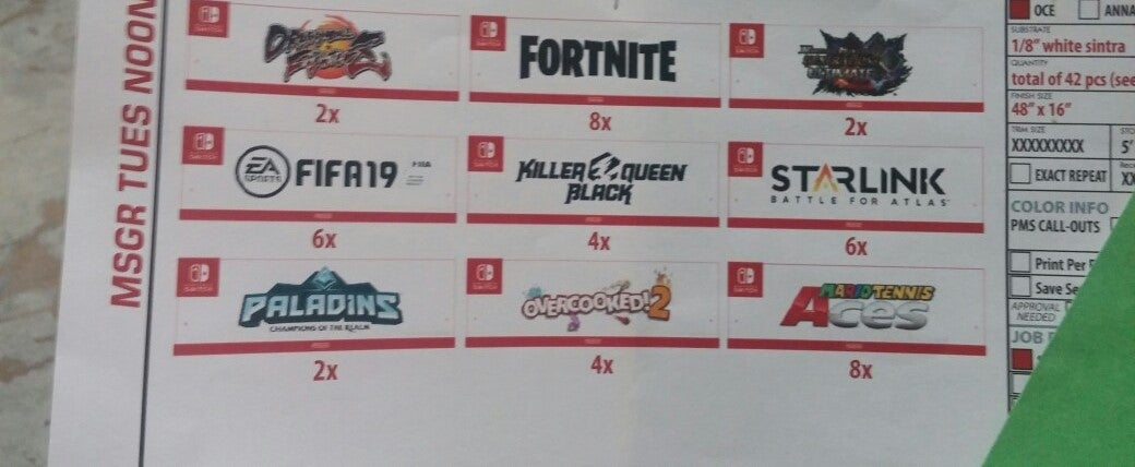 New Leak Suggests That Fortnite Is Coming To Switch
