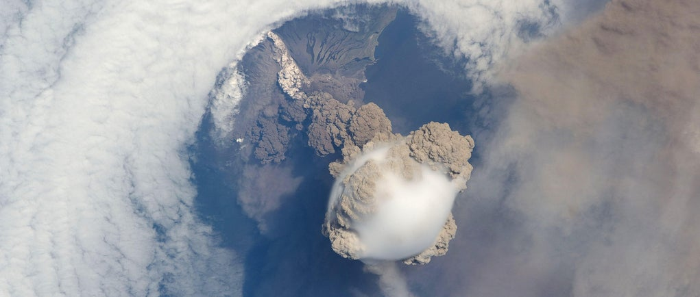 Volcanic Eruptions May Have Helped Some Life Forms Survive An Apocalypse