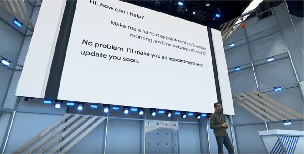 Pretty Much All Tech Demos Are Fake As Hell