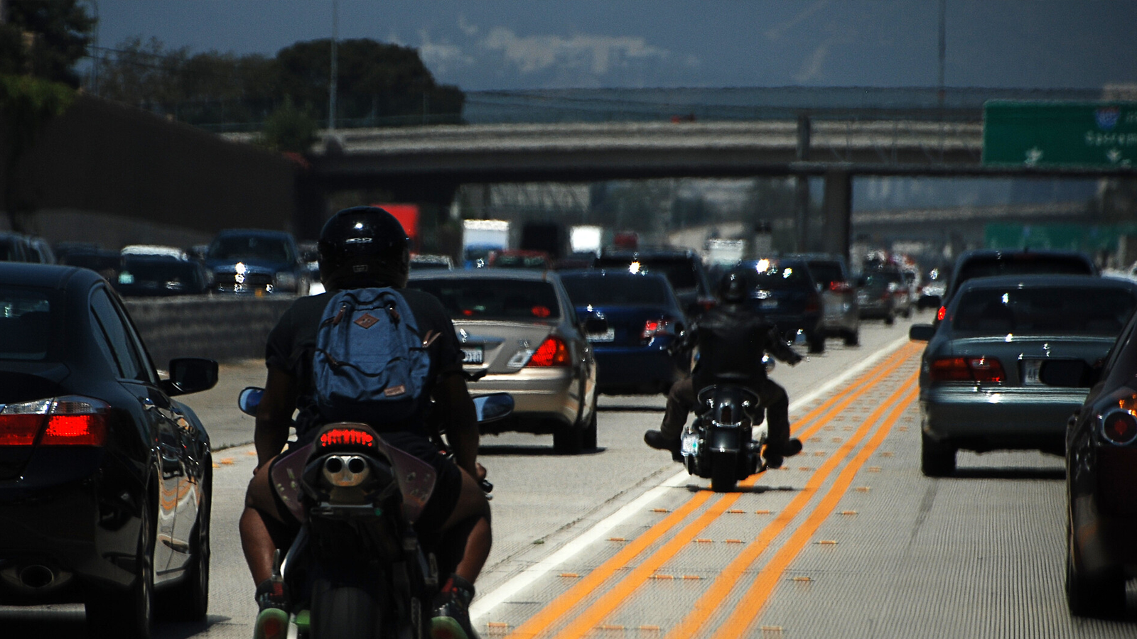 Don't Be Nice Around Motorcycles; Be Predictable