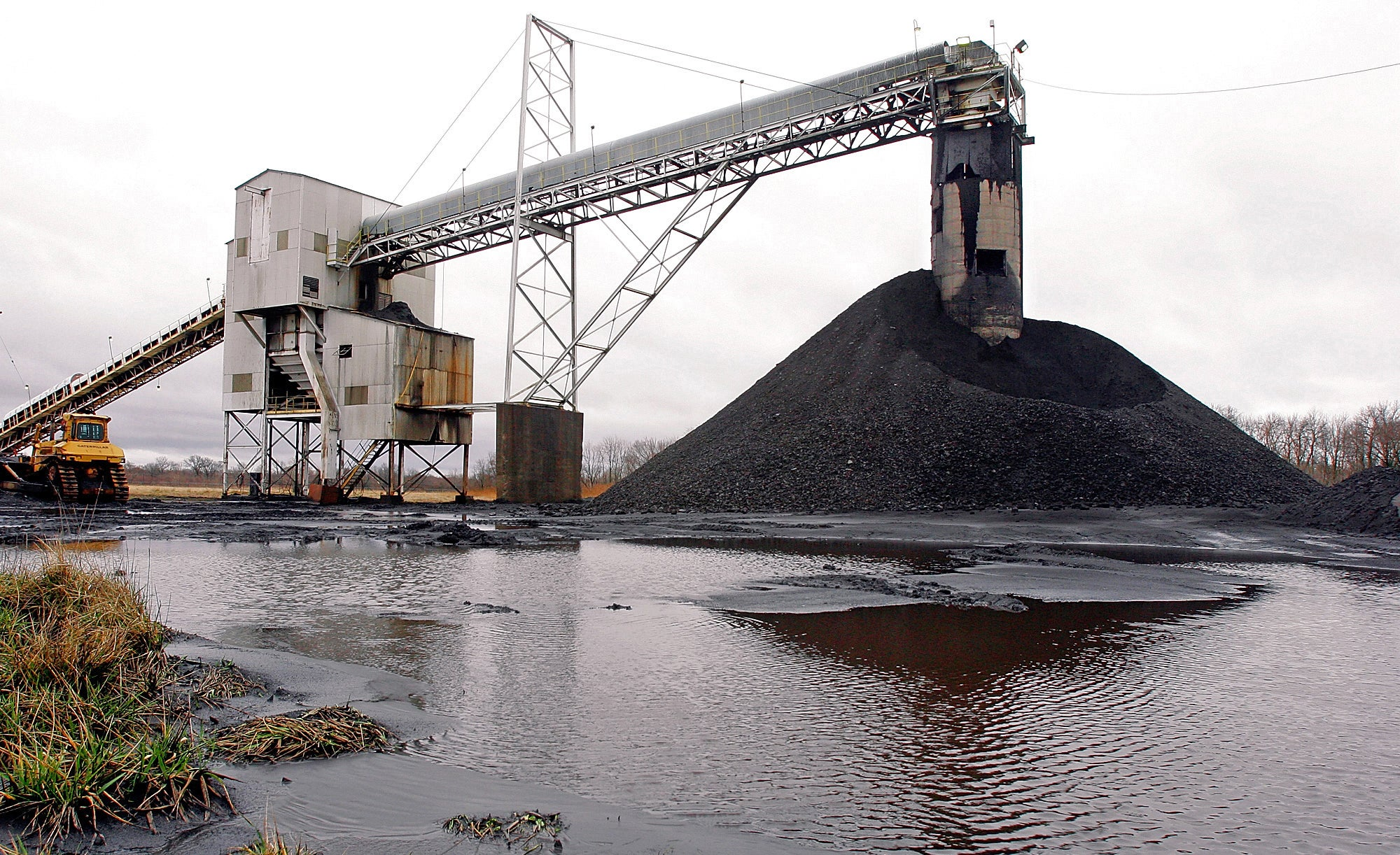 Report: America's Largest Coal Company Has Been Bankrolling Climate Denial