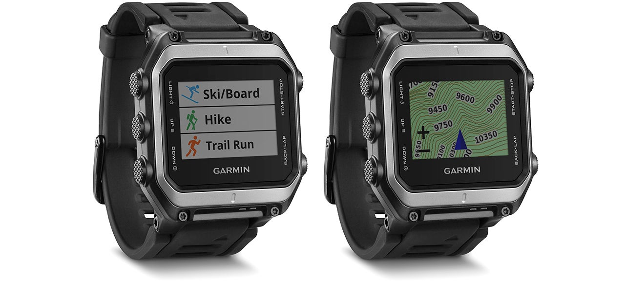 Garmin's epix Puts a Rugged Touchscreen GPS Navigator On Your Wrist