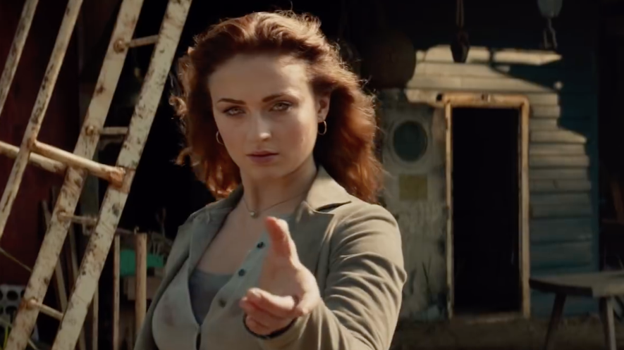 The Latest Dark Phoenix Trailer Is A Fiery Vision Of Destruction And Rebirth