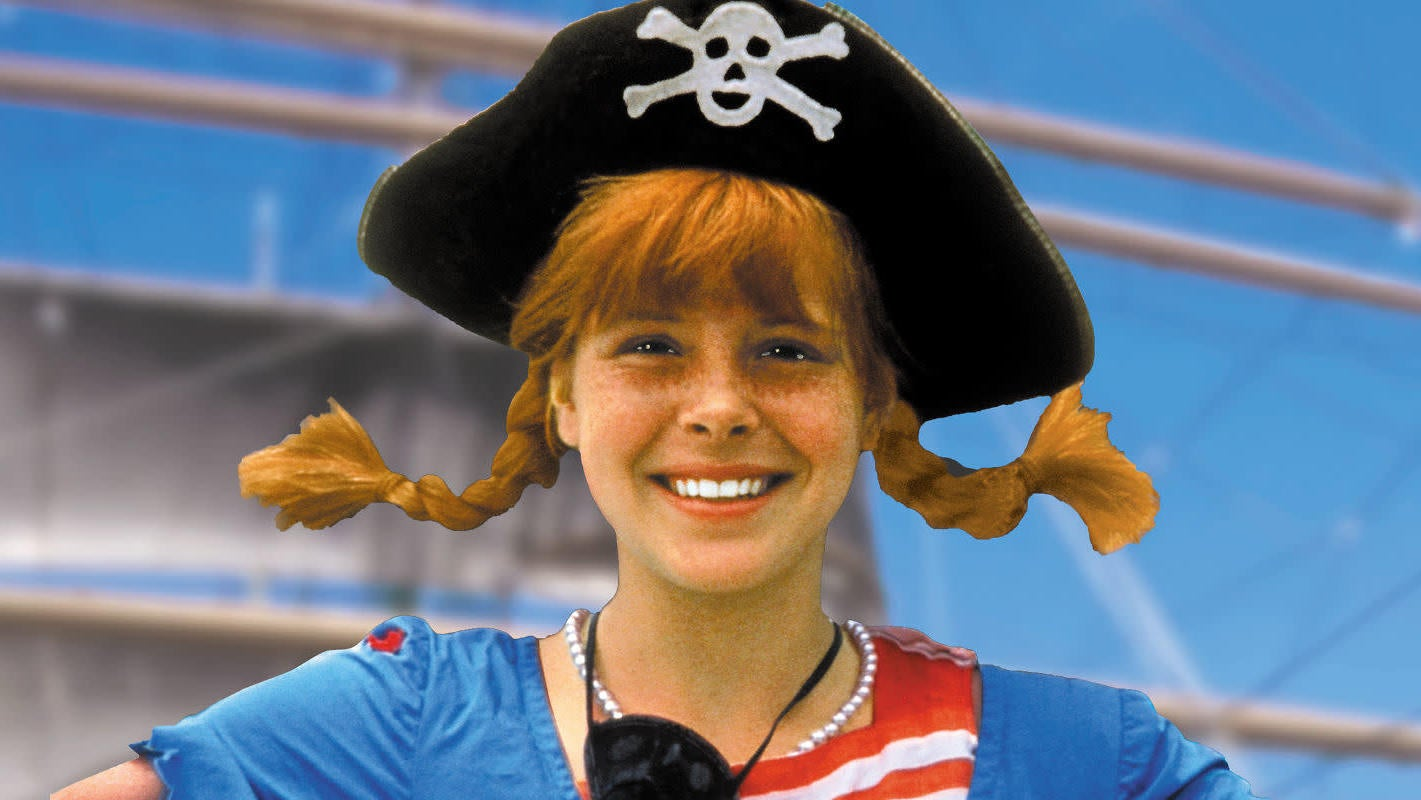 Pippi Longstocking, The World's Strongest Girl, Is Getting A New Movie