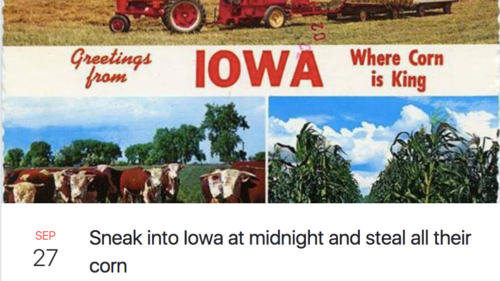 A Battle Over The Safety Of Iowa's Corn Is Unfolding On Facebook