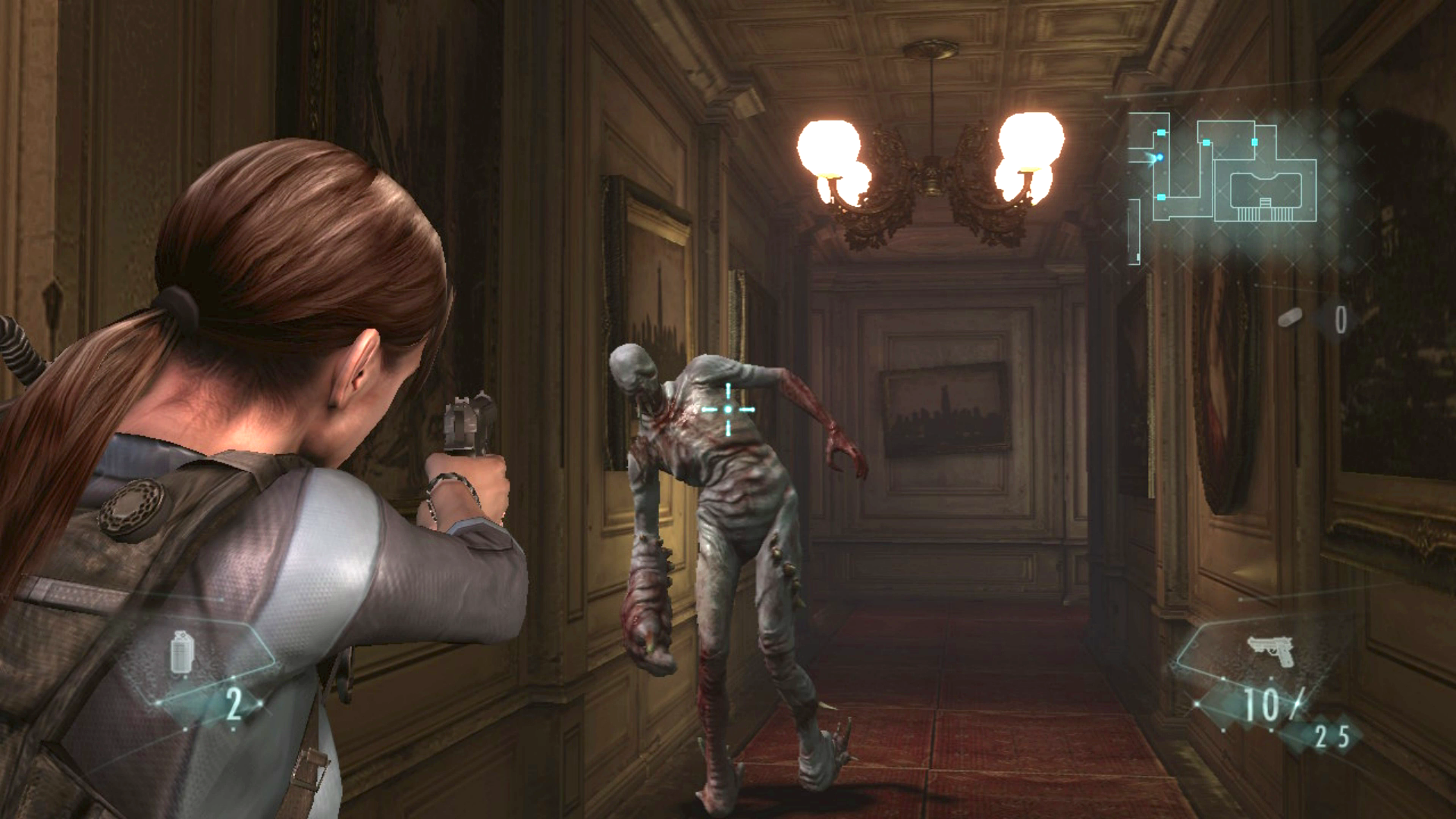 Resident Evil: Revelations' Switch Motion Controls Are Really Good