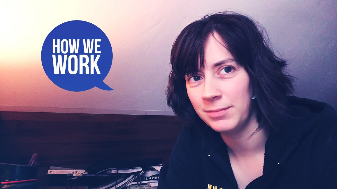 How We Work, 2016: Beth Skwarecki's Gear and Productivity Tips