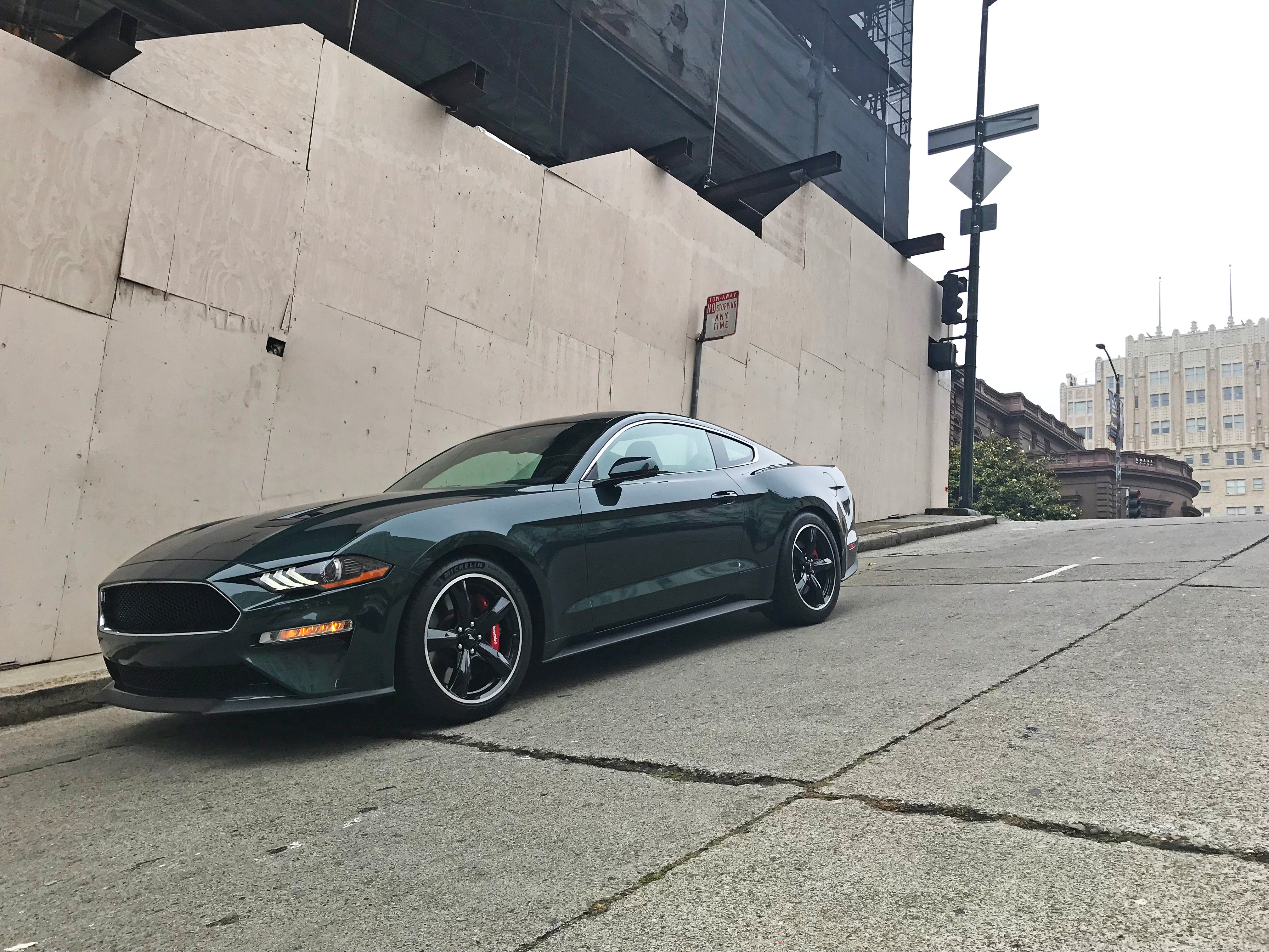 The 2019 Ford Mustang Bullitt Is Everything You Want It to
