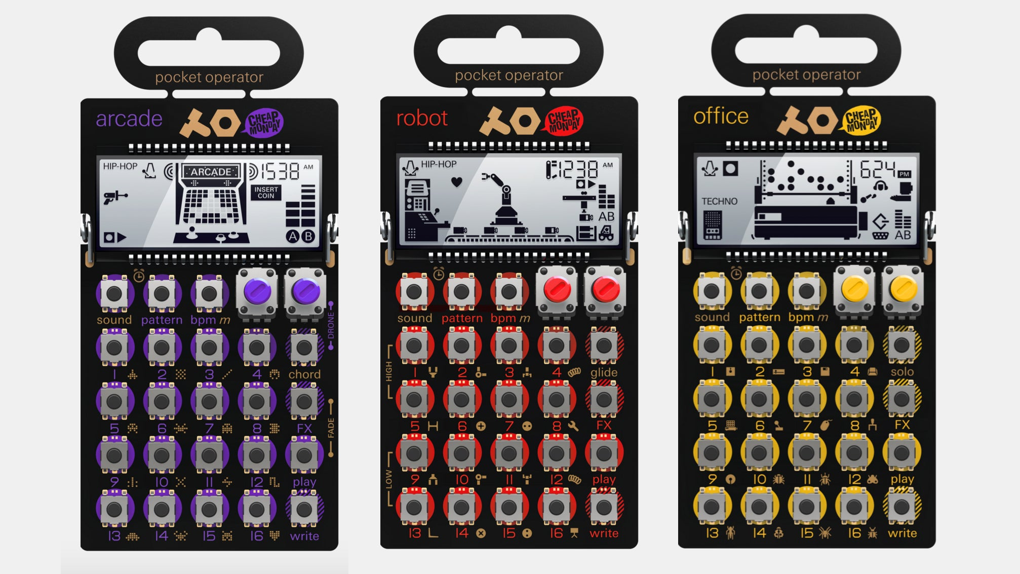 Three Tiny Synths Put '80s Video Game Sounds Back In Your Pocket