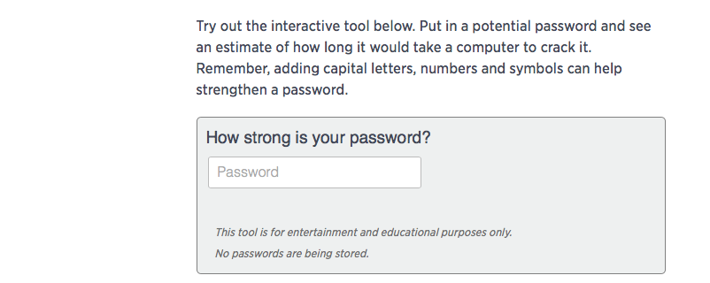 A CNBC Columnist Asked Readers For Their Passwords. That Was a Mistake.