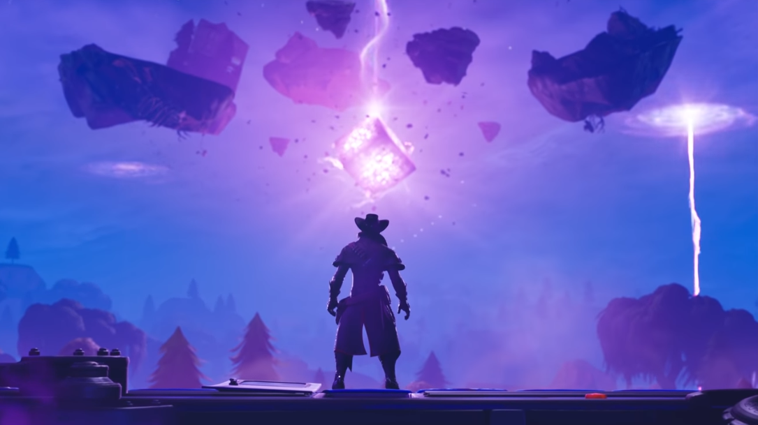 Fortnite's Halloween Event Released, Then Temporarily Removed Because Of Issues