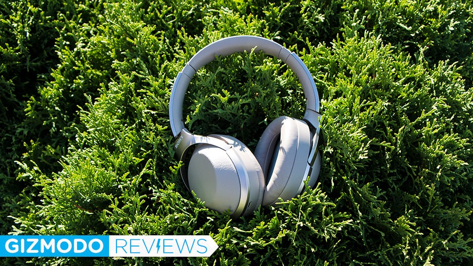 Sony WH-1000MX2 Wireless Noise Cancelling Headphones: The Gizmodo Review
