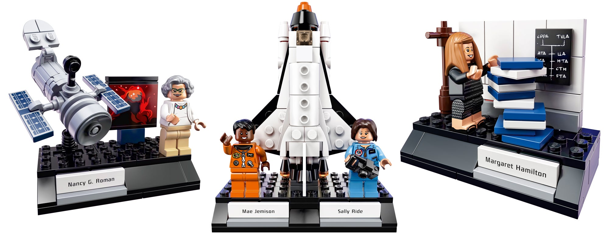 Lego Forced To Exclude Hidden Figures Heroine From Cool Women Of ...