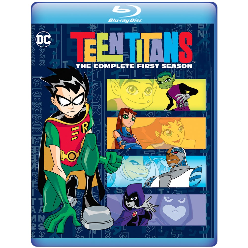 Fans Can Finally Own A Great Version Of The Original Teen Titans Series  Gizmodo -1348