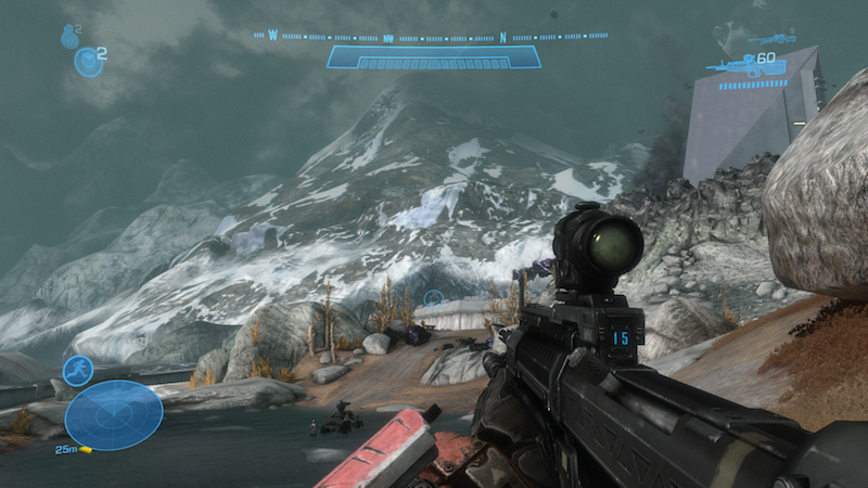 The Level That Shows Why Halo: Reach Is Awesome