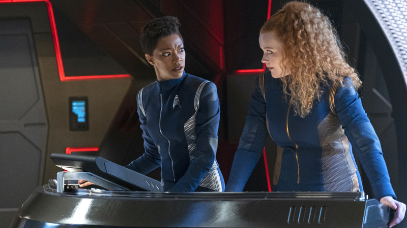 Star Trek: Discovery's War Against Section 31 Just Got A Whole Lot Messier And A Bit Less Interesting