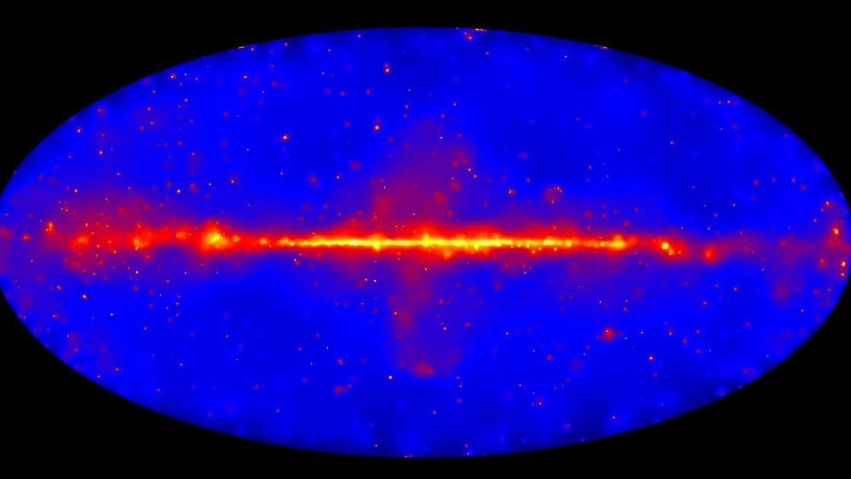 Dark Matter 'Strikes Back' In Galactic Mystery