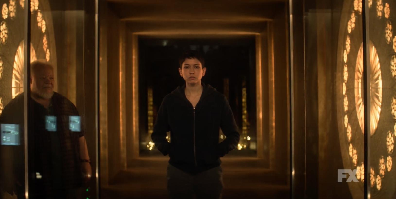 Alex Garland's Tech Horror Series Devs Series Drops An Eerie First Trailer