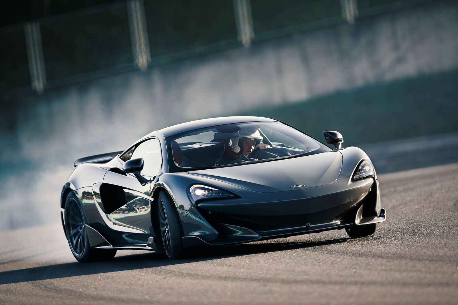 The 2019 Mclaren 600lt Is The Flame Spitting Mad Max Version Of The