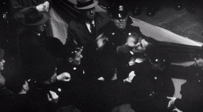 Short documentary explores night that madison square - Madison square garden nazi rally ...