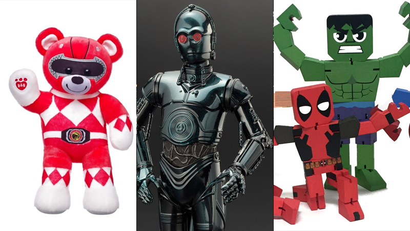 Star Wars' Most Loveable Killer Droids Are Getting Figures, And More Of The Best Toys Of The Week