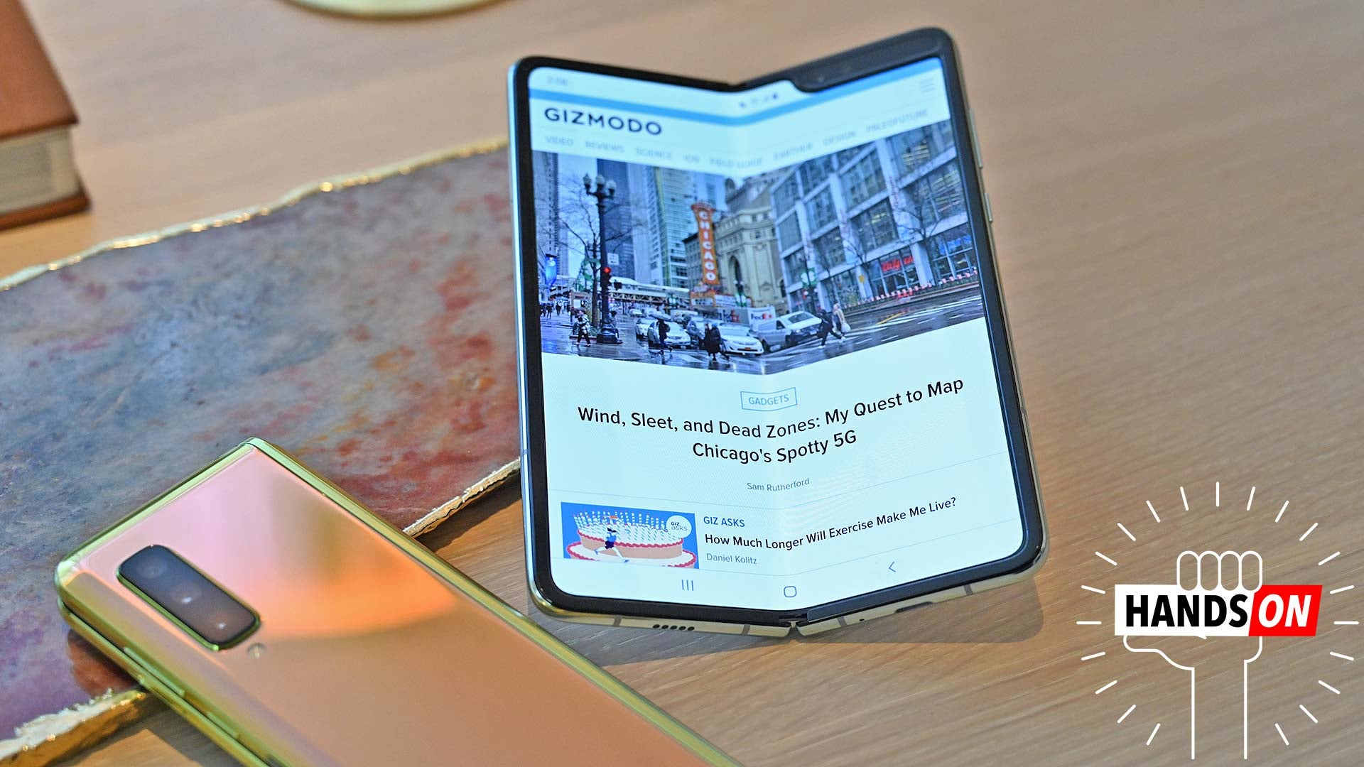 Damn, The Samsung Galaxy Fold Could Be Worth It