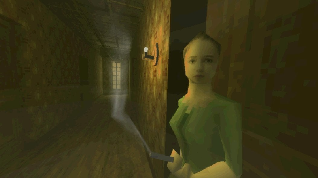 A Low Poly Horror Game That Gets Under Your Skin