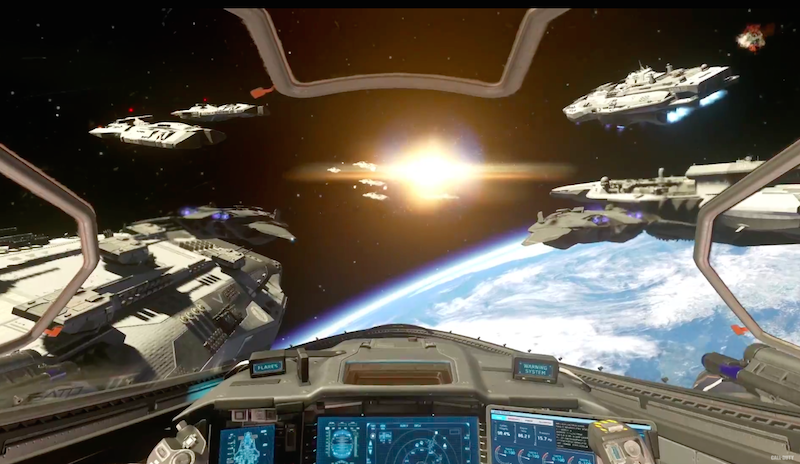 Activision Responds To The Call of Duty: Infinite Warfare Mass-Dislike Campaign