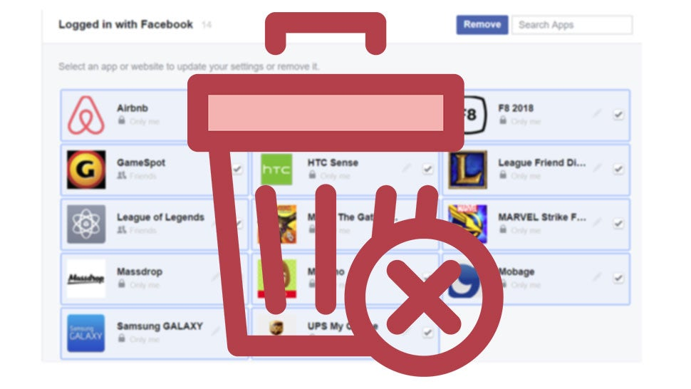 How To Quickly Remove Permissions For Third-Party Apps From Your Facebook Account