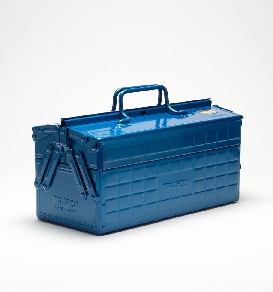 You No Longer Have to Go to Japan to Buy These Beautiful Blue Toolboxes