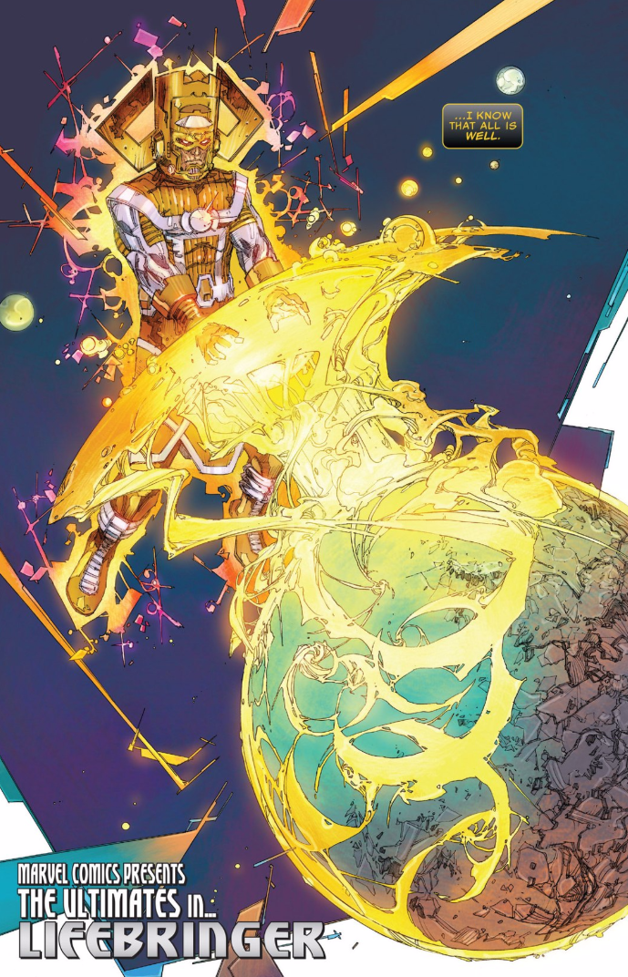 The Ultimates Just Became Marvel's Best New Superhero Team