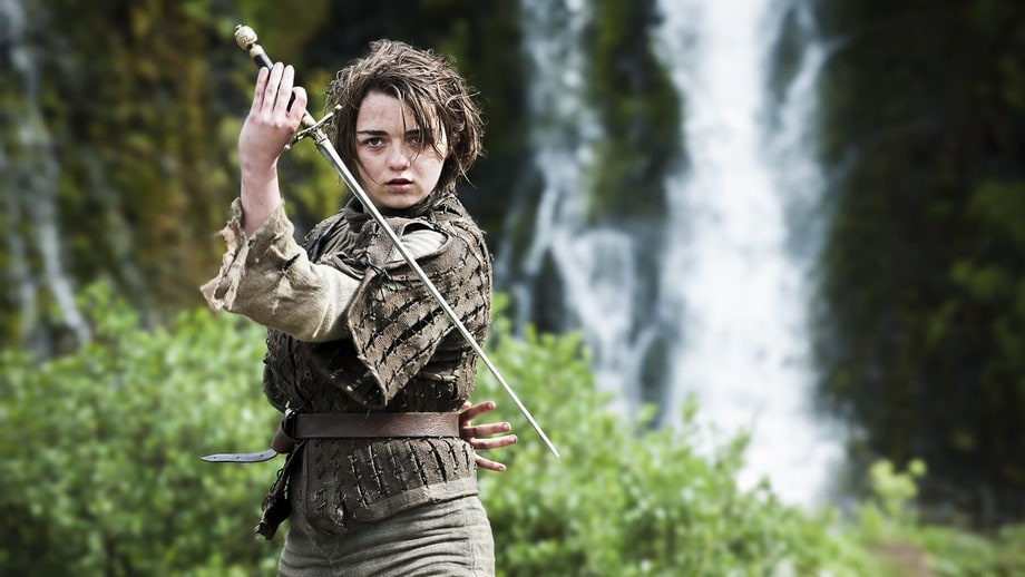 People Keep Asking Maisie Williams To Put Them On Arya's Kill List