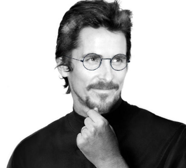 Report: Christian Bale Just Bailed on the Steve Jobs Movie