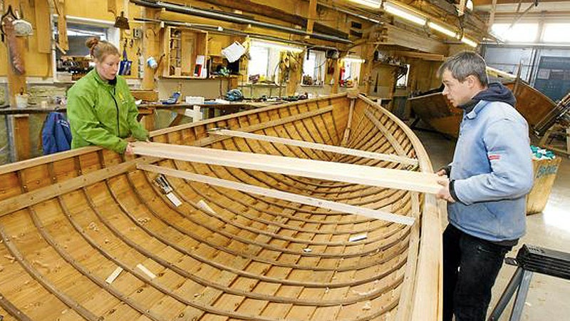 You Can Buy an Actual Viking Ship at Denmark's Viking Ship Museum