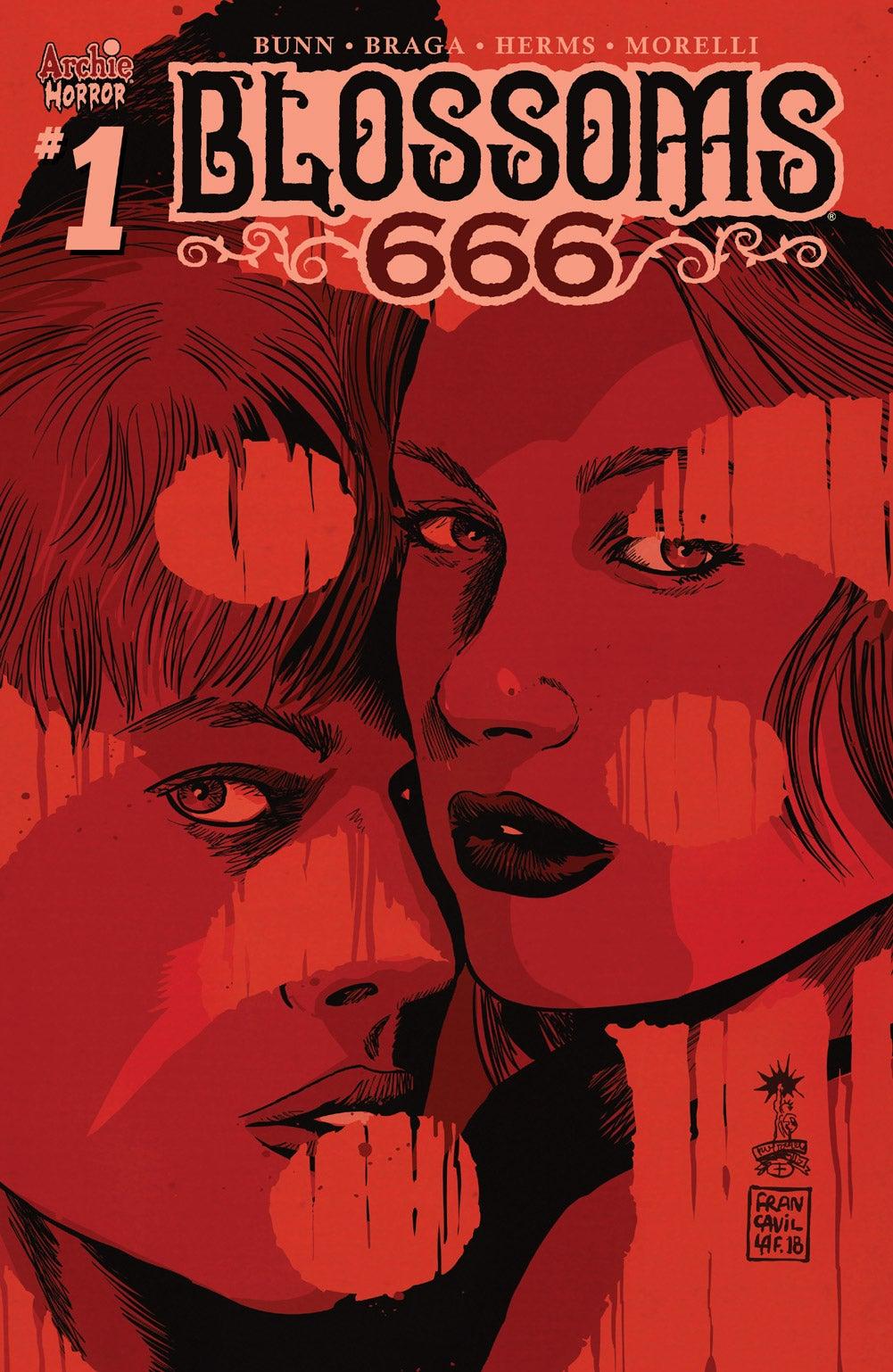 Image: Francesco Francavilla, Archie Comics