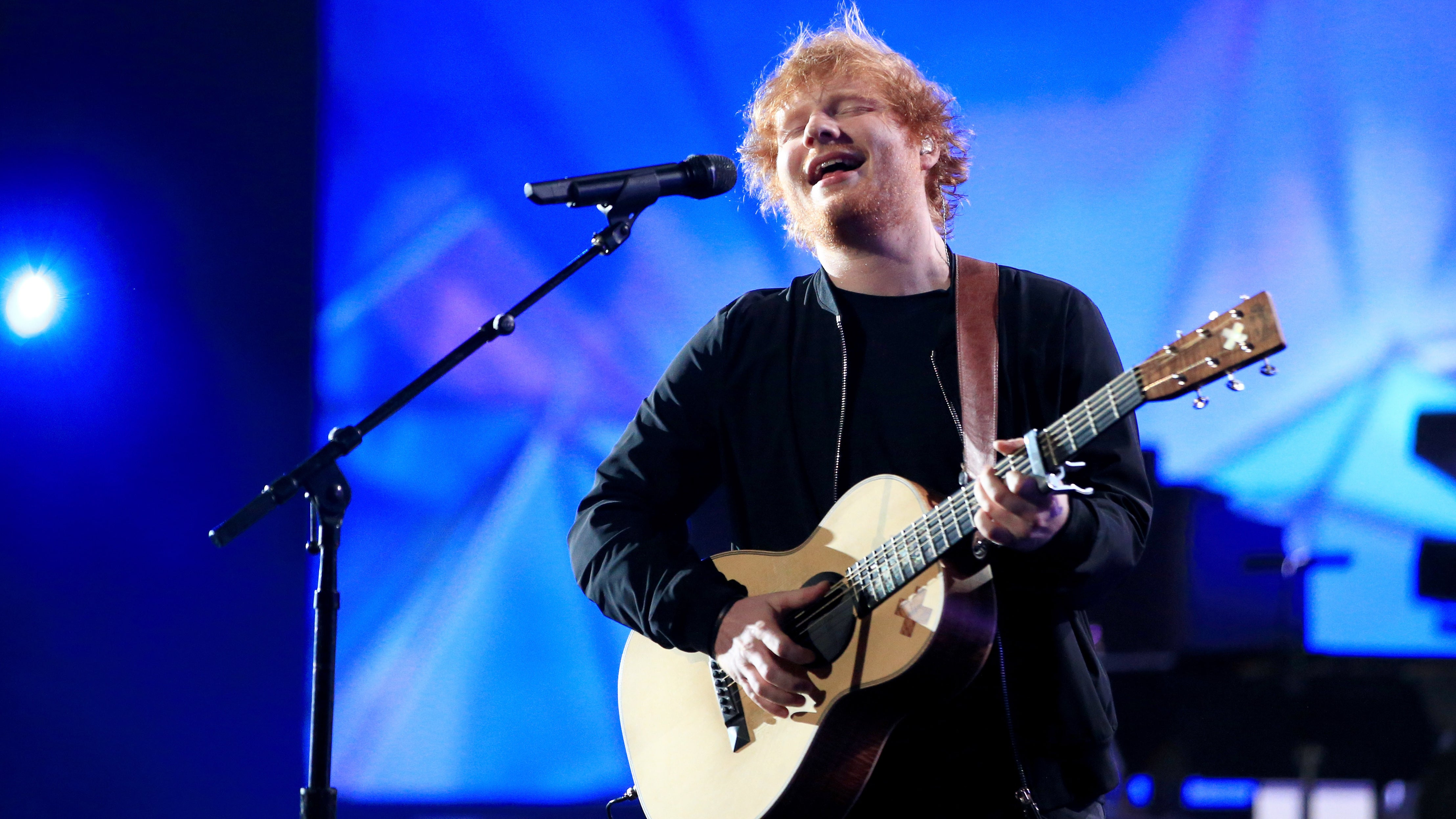 UK Hospital Fires Worker For Looking At Ed Sheeran's Health Records