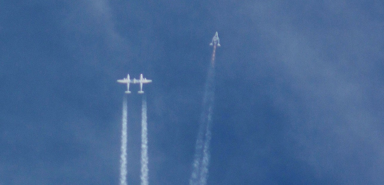 SpaceShipTwo's Surviving Pilot Ejected Into -70 Degree Air at 50,000 Feet
