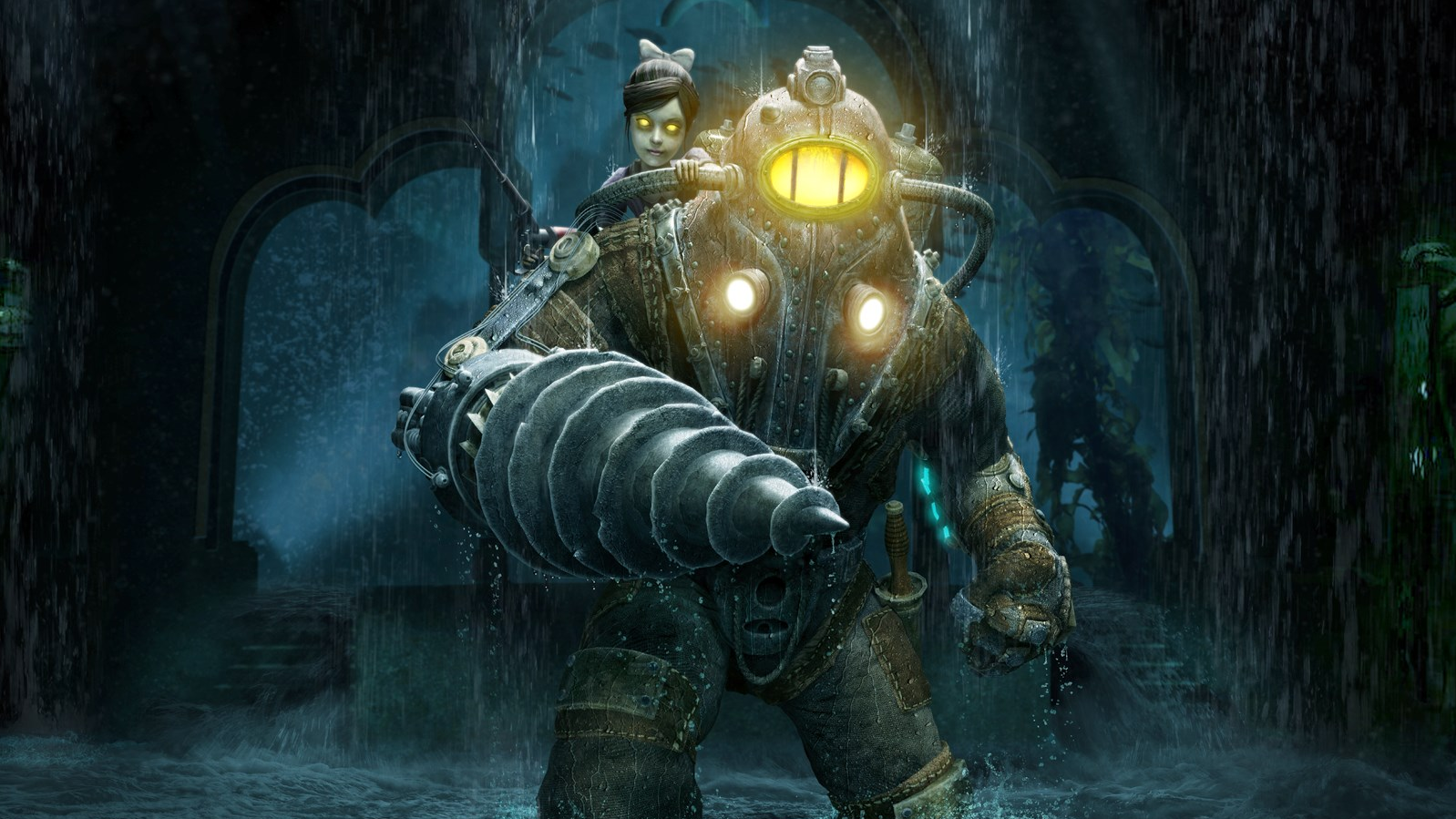 Heads Up: You'll Need To Manage The Bioshock Collection's Limited Save Space