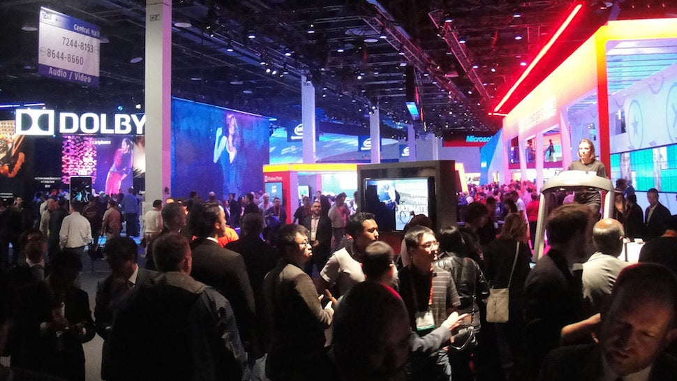 Use Trade Shows to Network Your Way Into a New Job