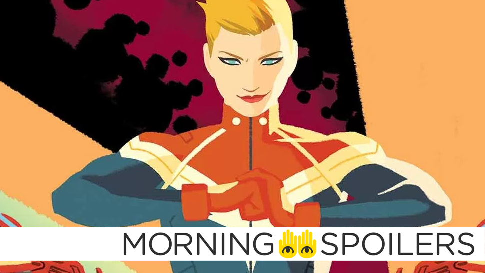 More Speculation About Captain Marvel's Potential Appearance In The Next Two AvengersFilms