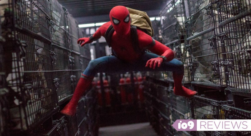 Spider-Man: Homecoming: The Gizmodo Review