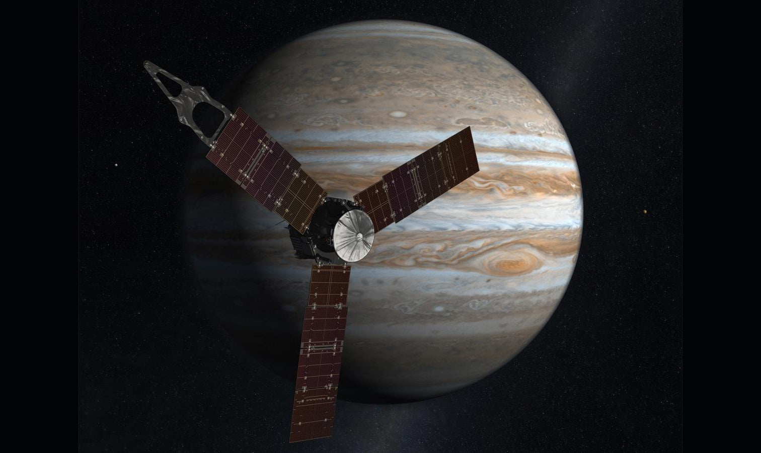 NASA's Mission To Jupiter Will Tell Us Earth's Origin Story