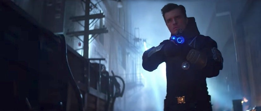 The Stunts Of New Action Comedy Future Man Look Both Goofy And Badarse
