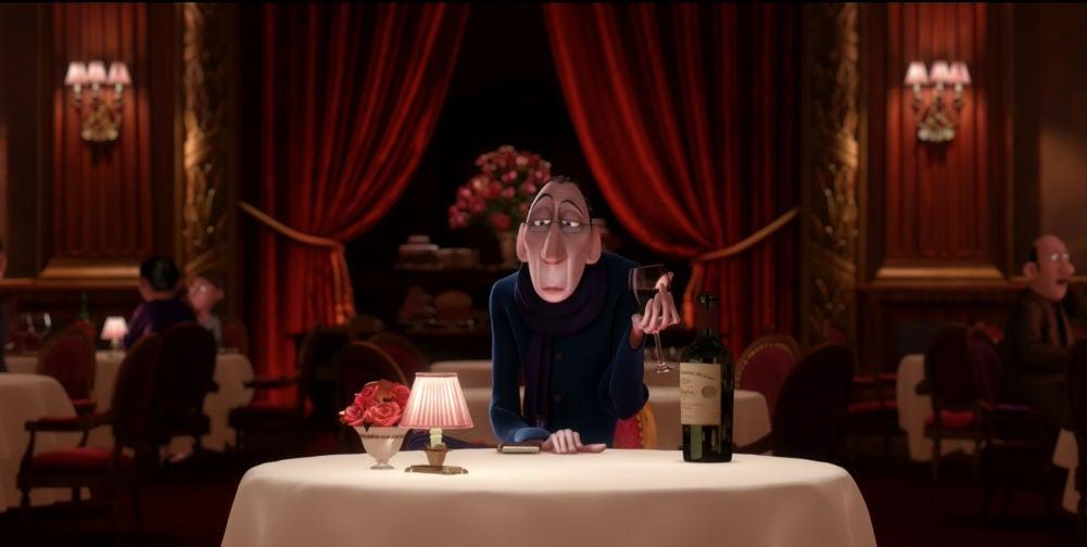 Ratatouille's Best Scene Proves That, Sometimes, Live-Action Just Can't Surpass Animation