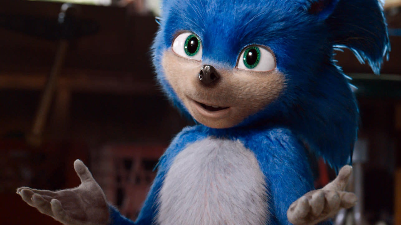 If You Didn't Like The Sonic The Hedgehog Trailer, Try This Terrifyingly Surreal One Instead