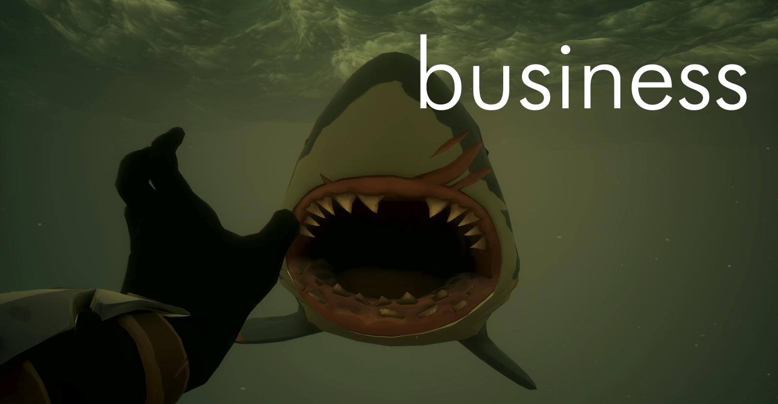 This Week In The Business: No Cursing Like Sailors On The Sea Of Thieves