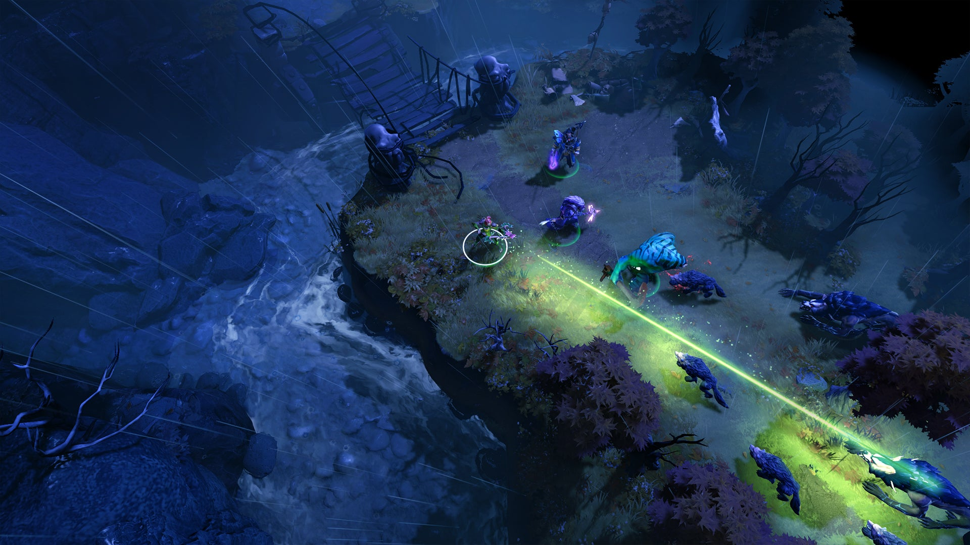 DOTA 2 is getting new co-op story missions